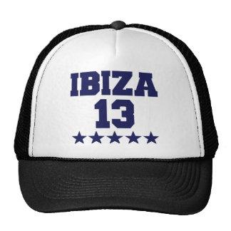 Ibiza 2013 trucker hat