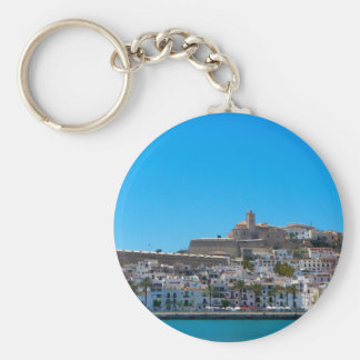 Ibiza 2 key ring