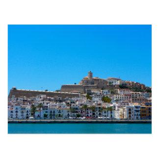 Ibiza 2 postcard