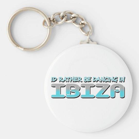 IBIZA KEY RING
