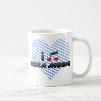 Ibiza Music fan Mug