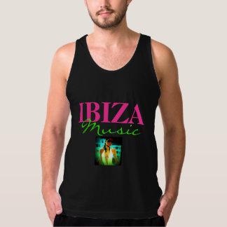 Ibiza Music Tank Top