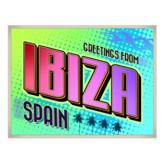 IBIZA POST CARDS