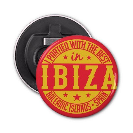 IBIZA Spain bottle opener