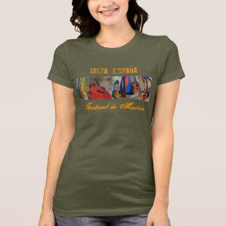 Ibiza, Spain Music Festival - (W) T-Shirt