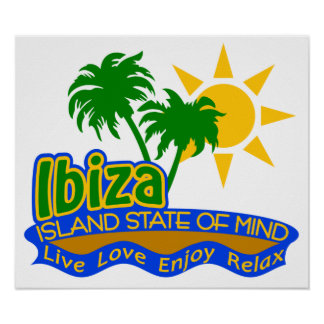 Ibiza State of Mind poster