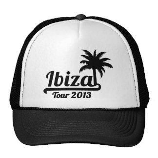 Ibiza Tour 2013 Hats