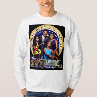 iBODY Obama 1st Family Long Sleeve T-Shirt