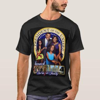 iBODY Obama 1st Family T-Shirt