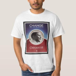 iBODY Obama Change T-Shirt