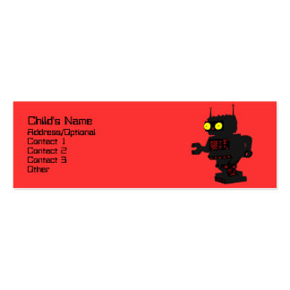 iBot Business Card
