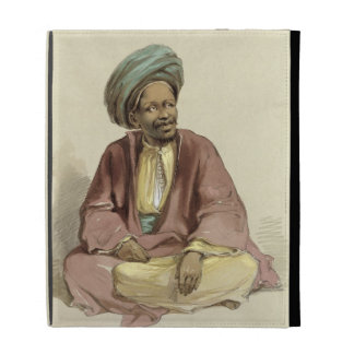 Ibrahim - from Sunnar, 1856 iPad Case
