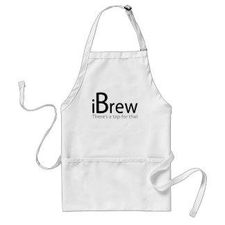 iBrew Homebrew Apron