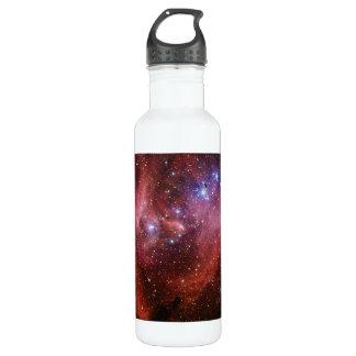 IC 2944 Running Chicken Nebula Lambda Cen Nebula 710 Ml Water Bottle