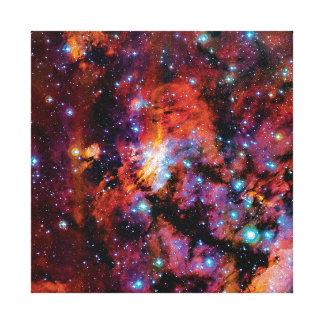 IC 4628 Prawn Nebula Stretched Canvas Prints