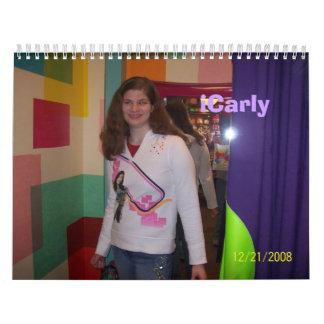 iCarly Wall Calendars