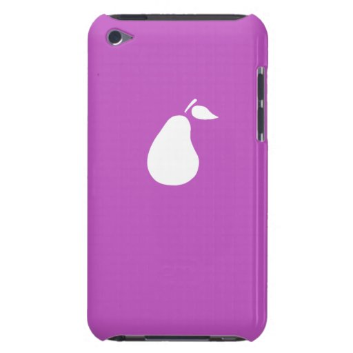 iCarly/ Victorious Pear Pod Fuschia iPod Touch Case-Mate Case