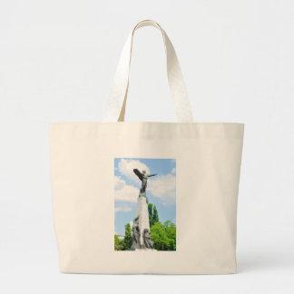 Icarus Large Tote Bag