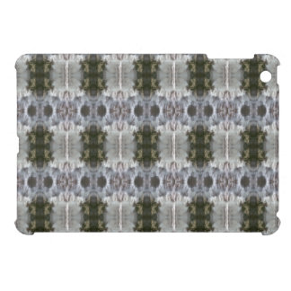 iCases with Frosted Abstract Design iPad Mini Cases