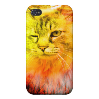 iCat case 2 iPhone 4/4S Covers