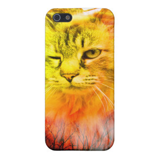 iCat case 2 iPhone 5/5S Cases