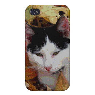 iCat case 6 Cover For iPhone 4