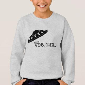 ICD-10: V9542XA - Spacecraft Crash Sweatshirt