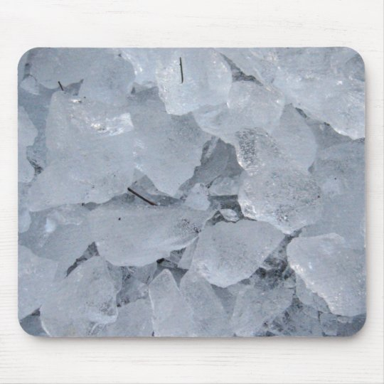 Ice 02 mouse mat