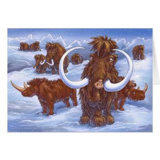 Ice Age Card