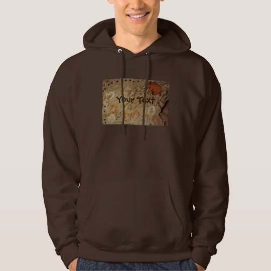 Ice Age Cave Art Hoodie