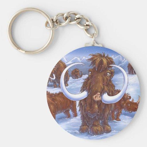 Ice Age Keychain