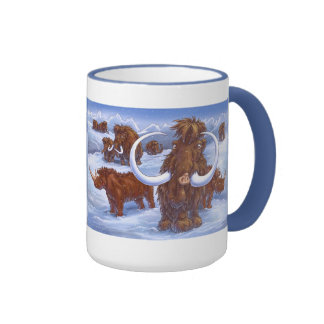 Ice Age Ringer Coffee Mug