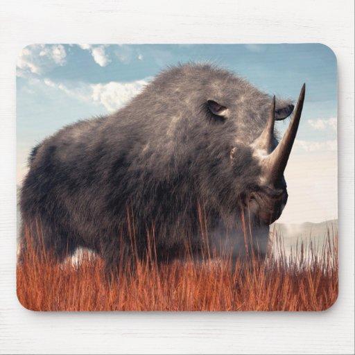 Ice Age Rhino Mouse Pad