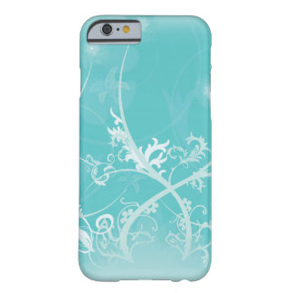 Ice and cold forest barely there iPhone 6 case
