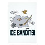 Ice Bandits Personalised Invites