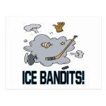 Ice Bandits Postcards