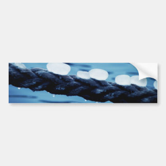 Ice Beads Bumper Sticker