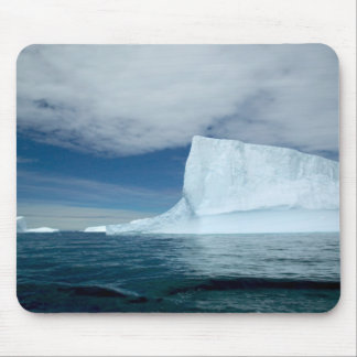 Ice Bergs off of the southern tip of South 2 Mouse Mat