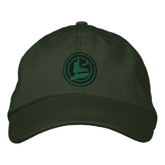 Ice Blades Embroidered Hats