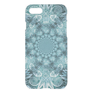 Ice Blue Egyption Optical Illusion iPhone 7 Case