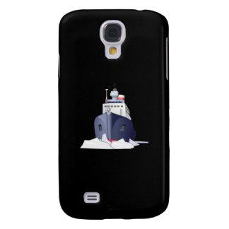 Ice Boat Galaxy S4 Case