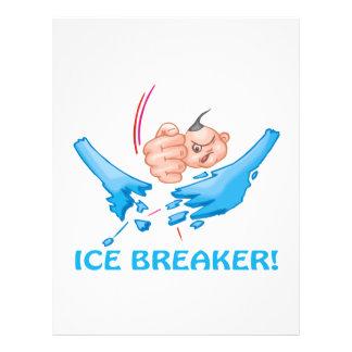 Ice Breaker 21.5 Cm X 28 Cm Flyer