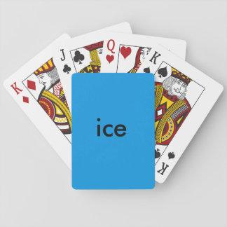 ice cards