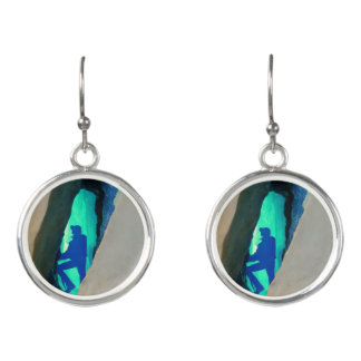 Ice Cave Earrings