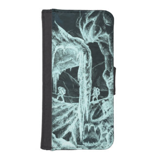 ice cave phone wallet case