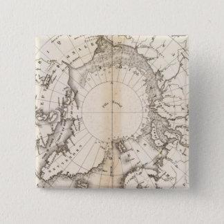 Ice Chart boreal 15 Cm Square Badge