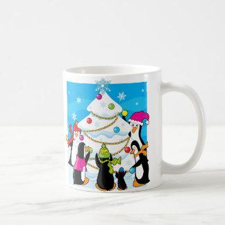 Ice Christmas Coffee Mug