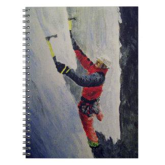 Ice Climber Notebook