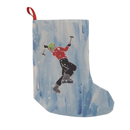Ice climbing stocking