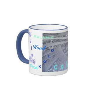 Ice Coffee - Ice Tea Ringer Mug